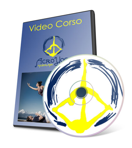 video corso acroyoga online